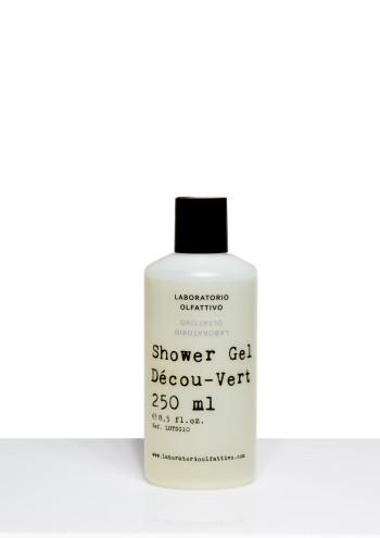 shower decouvert