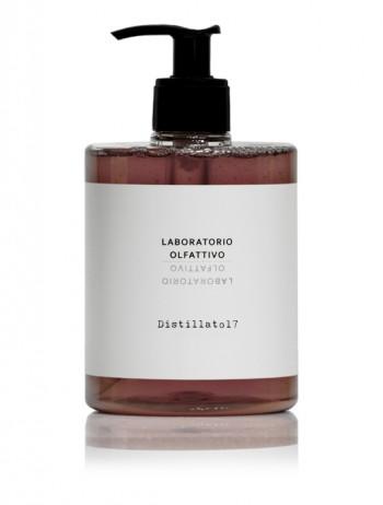 Distillato17 sapone